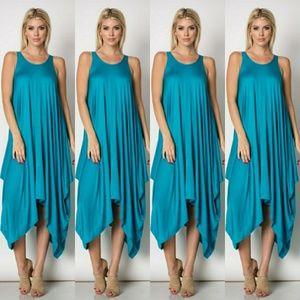 Dresses & Skirts - 💖HOST PICK💖Sleevless Harem Maxi Dress
